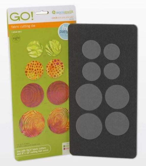 GO! Circle - 1-1/2, 1-3/4, 2-1/4, 2-1/2