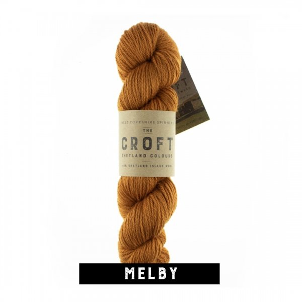 The Croft - Shetland Colors 551 Melby