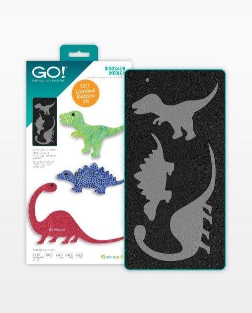 GO! Dinosaur Medley