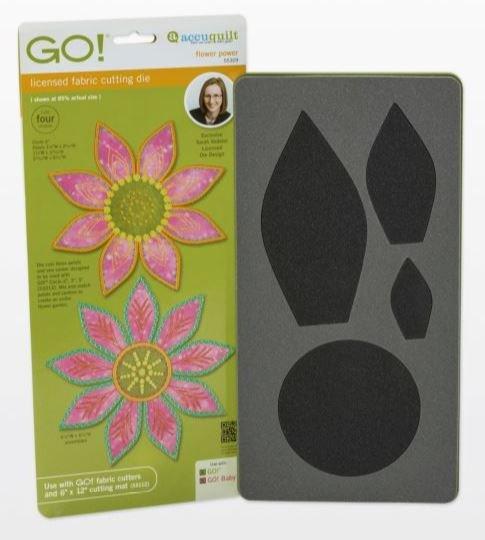GO! Flower Power