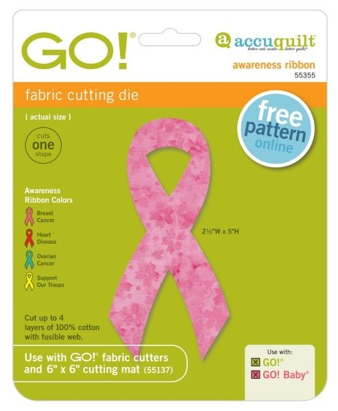 GO! Awareness Ribbon