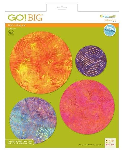 GO! Big Circle - 4, 6, 7, 8