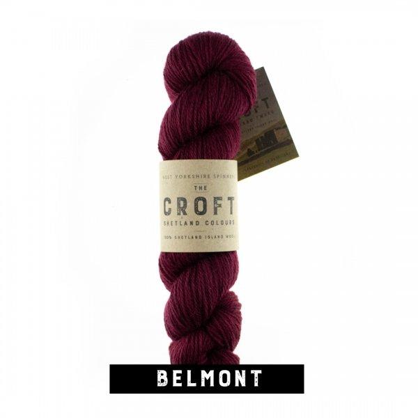 The Croft - Shetland Colors 554 Belmont
