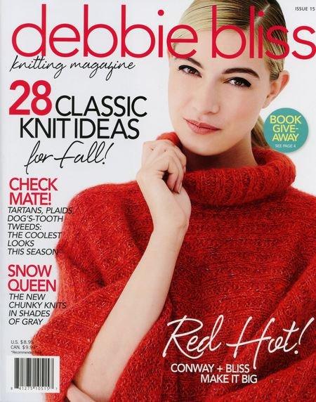 Debbie Bliss Knitting Magazine - Fall 2015