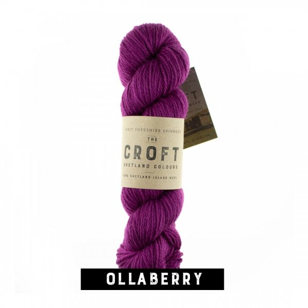 The Croft - Shetland Colors 568 Ollaberry