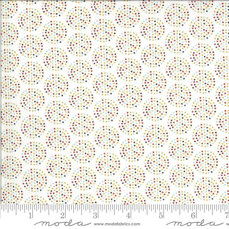 Animal Crackers - Dots - Vanilla Multi
