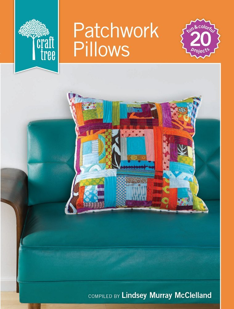 Craft Tree: Patchwork Pillows