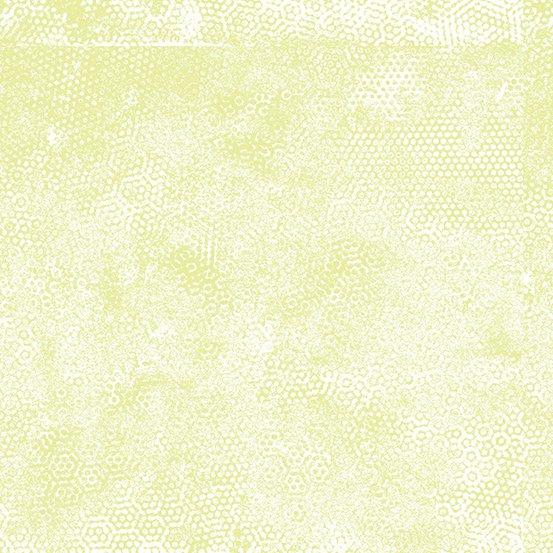 Dimples Mist - Lime Green (Remnant: 1-7/8 yds)