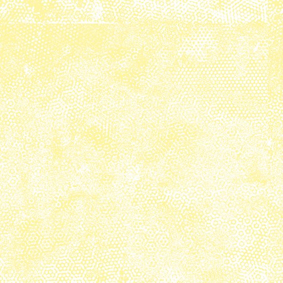 Dimples Mist - Yellow (Remnant: 2 yds)