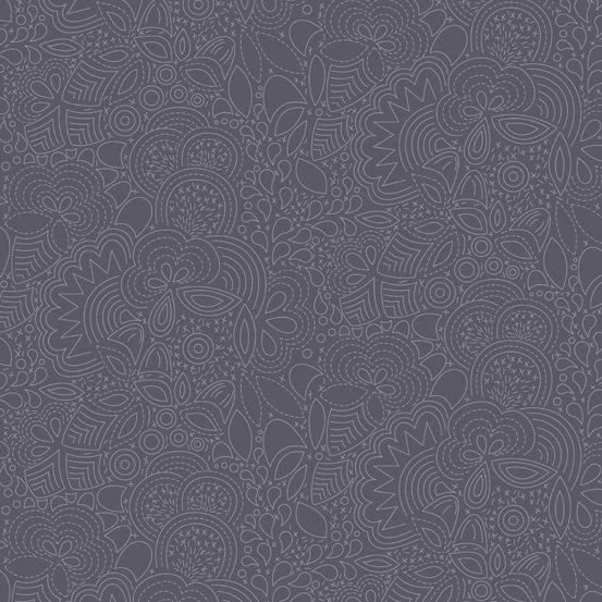 Remix - Stitched - Charcoal