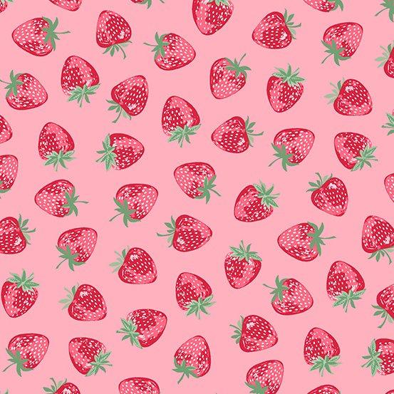 Strawberry Jam - Strawberry - Red