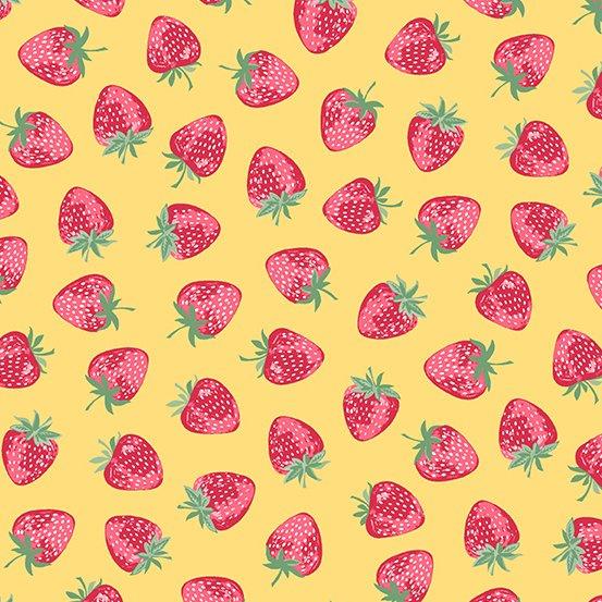 Strawberry Jam - Strawberry - Yellow