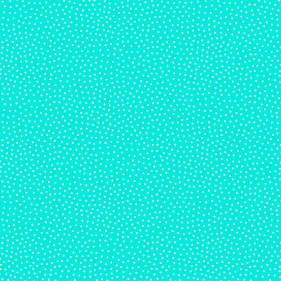 Freckle Dot - Turquoise