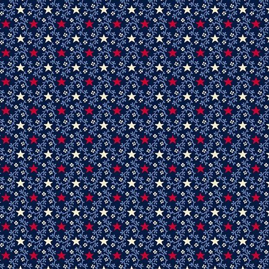 Allegiance - Bramble - Blue