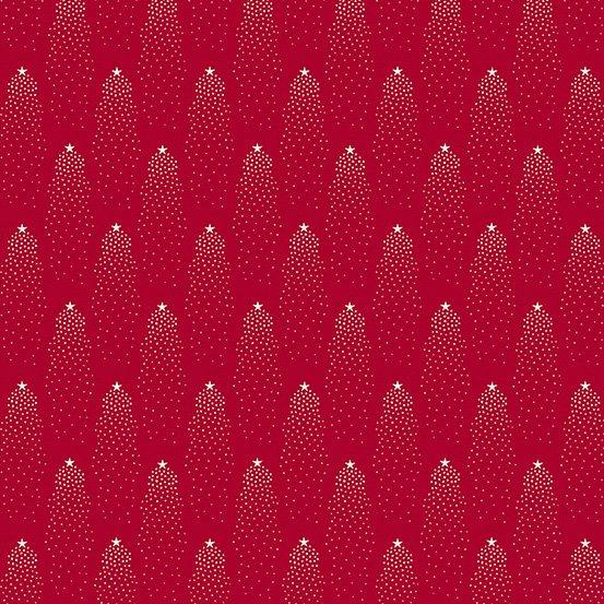 Allegiance - Meteor Shower - Red