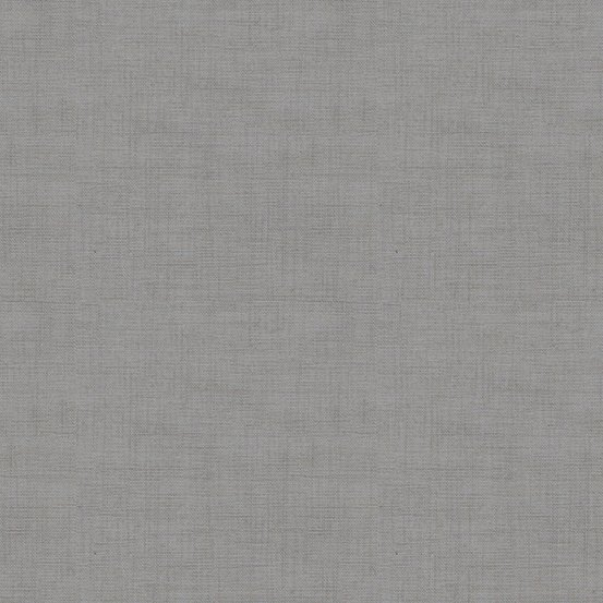 Linen Texture - Steel Grey (Remnant: 1-5/8 yds)