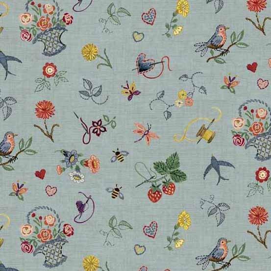 Haberdashery - Embroidery