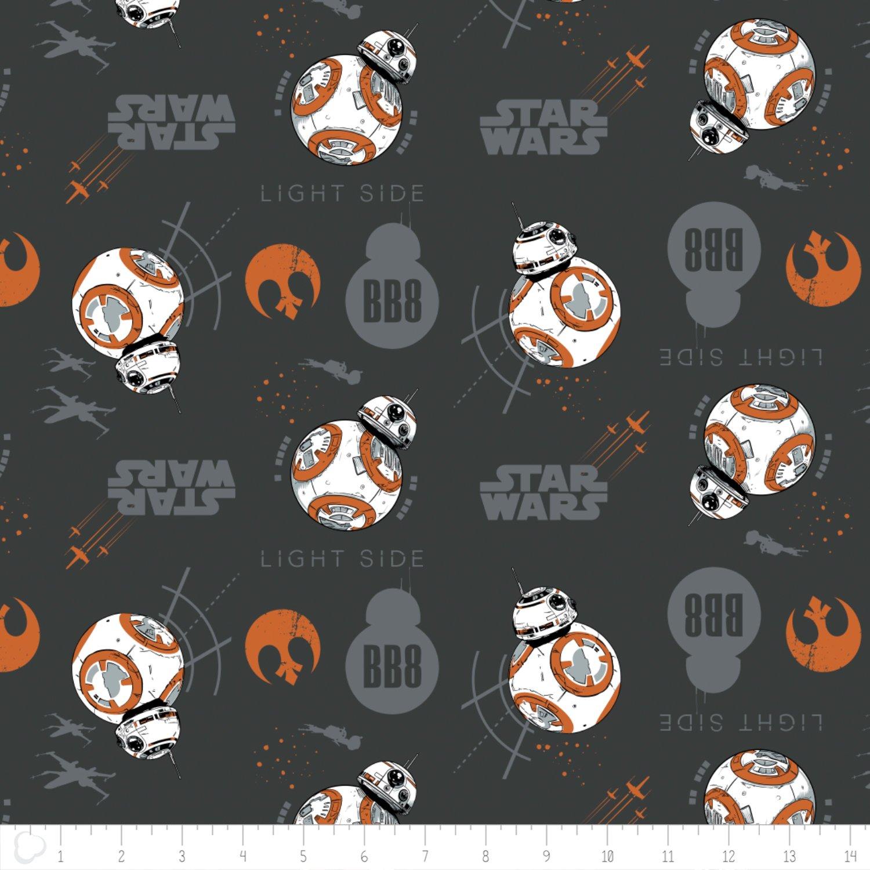 Star Wars The Last Jedi - BB-8 - Carbon