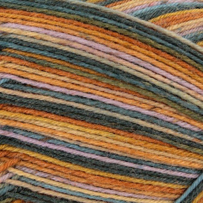 Regia Tweed Color 4-Ply - 7490 Frost