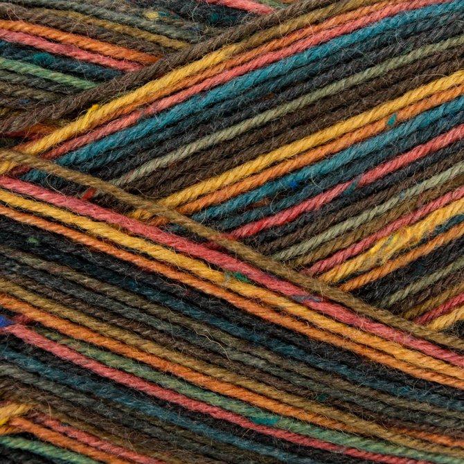 Regia Tweed Color 4-Ply - 7491 Zauber