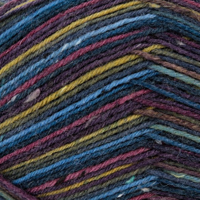 Regia Tweed Color 4-Ply - 7496 Twilight