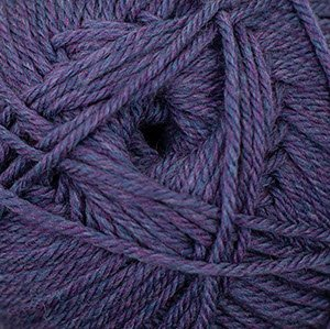 220 Superwash Merino - 77 Violet Heather