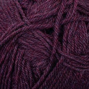 220 Superwash Merino - 79 Bordeaux Heather
