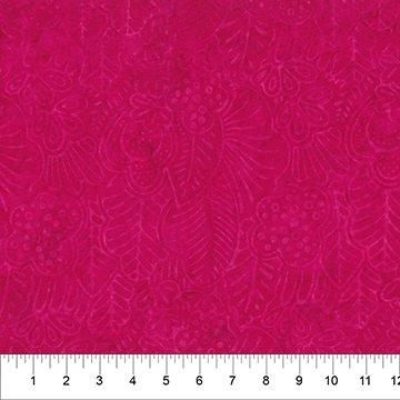 Dappled Leaves - 80624 - Fuchsia