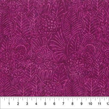 Dappled Leaves - 80624 - Magenta