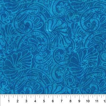 Dappled Leaves - 80625 - Blue