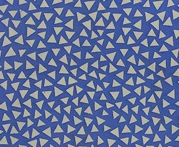 Color Blocking Batiks - Triangles - Diamond