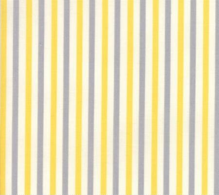 Essentially Yours - Stripe - Yellow Silver