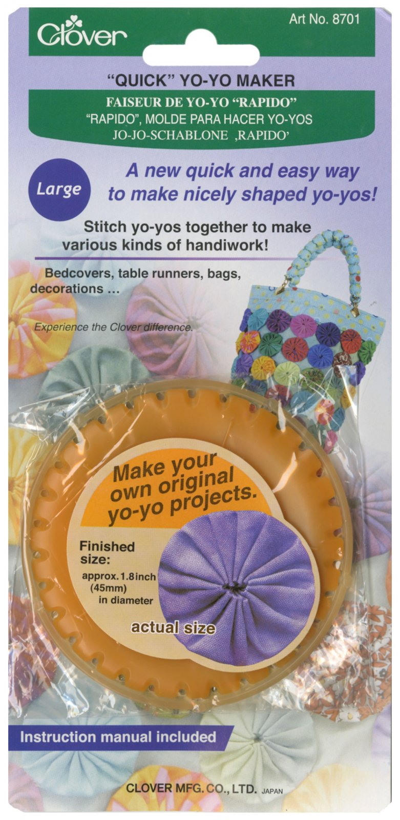 Quick Yo-Yo Maker - Large