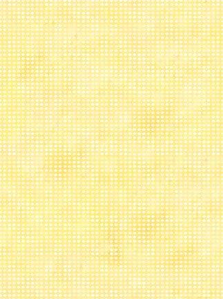 Dit-Dot - Butter (Remnant: 2 yds)