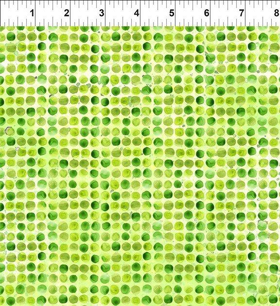 Dinosaur Friends - Dots - Green