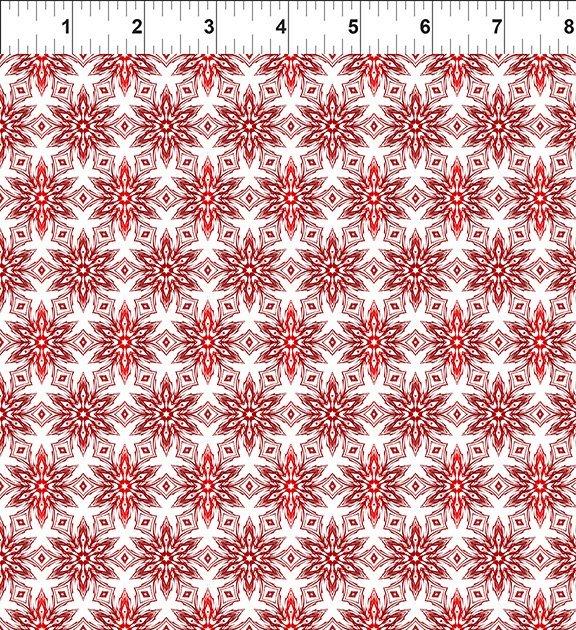 Winter Around the World - Snowflakes