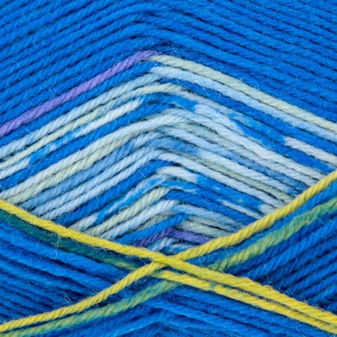 Regia Pairfect 4-ply Design Line - 9138 Island