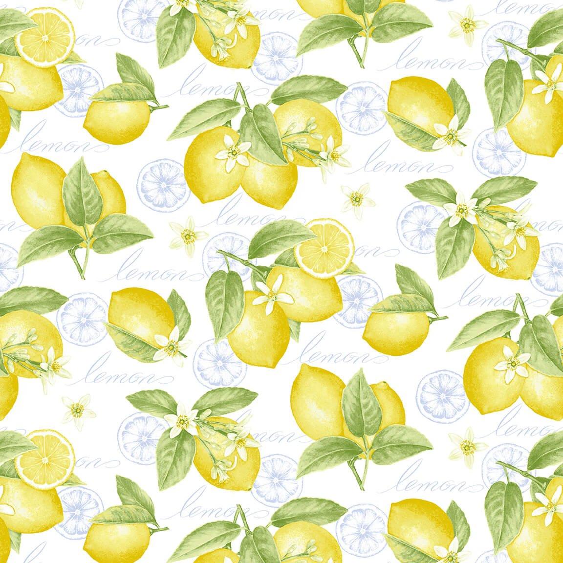 Just Lemons - Large Tossed Lemons
