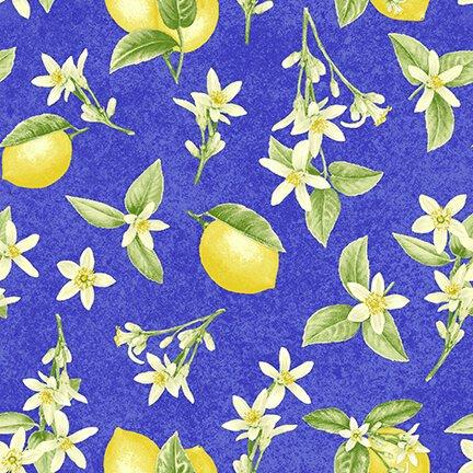 Just Lemons - Tossed Lemon Blossoms