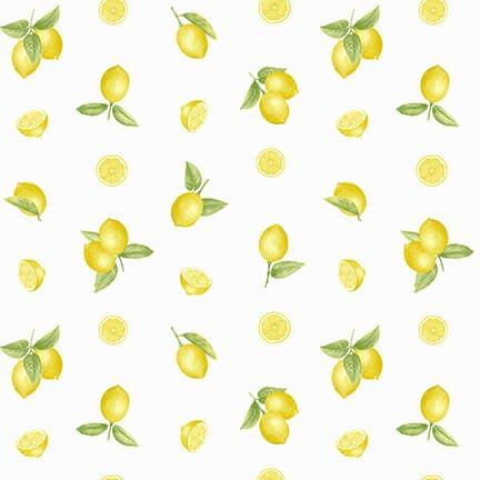 Just Lemons - Small Tossed Lemons - Yellow