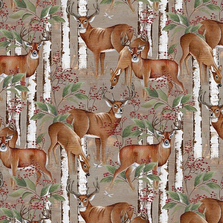 Lake Effects - Deer
