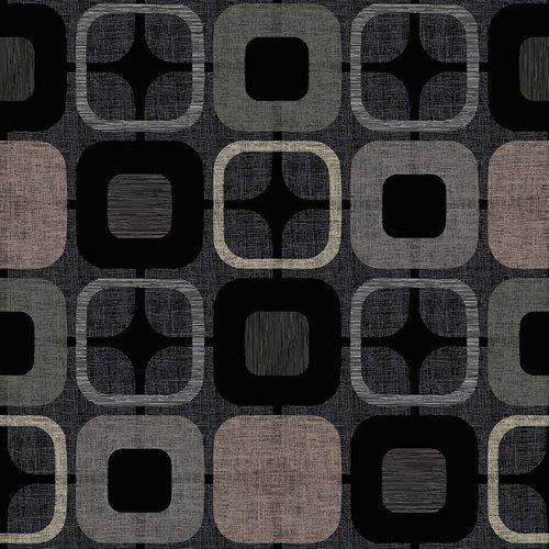 Geo Squared 108 - Black