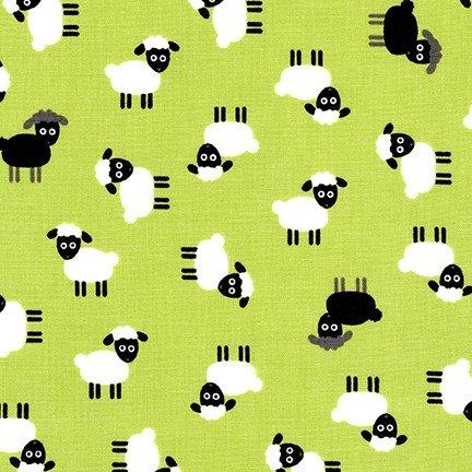 Urban Zoologie Minis - Sheep - Green