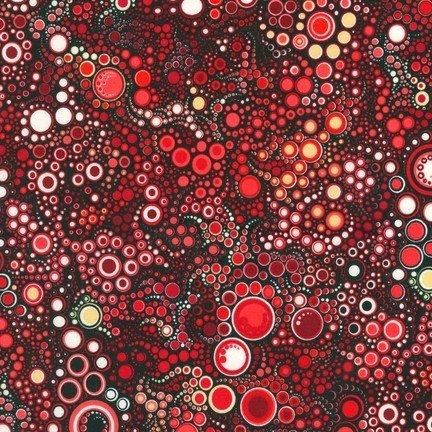 Effervescence - Border - Red
