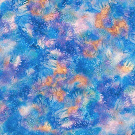 Morningmoon Fairies - Watercolor - Cornflower