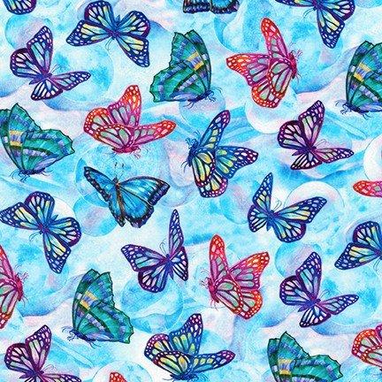 Morningmoon Unicorns - Butterflies