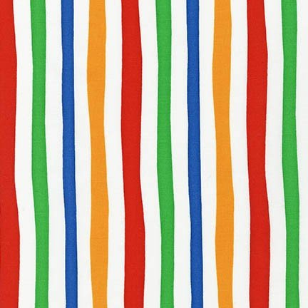 Celebrate Seuss! - Stripe - Adventure (Remnant: 2-1/8 yds)