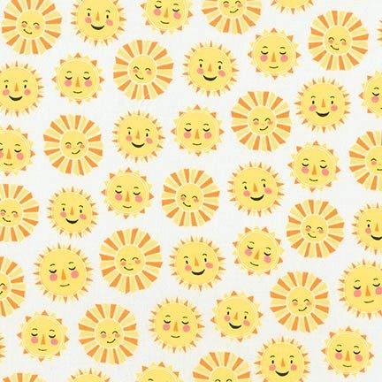Daydreamer - Suns - White