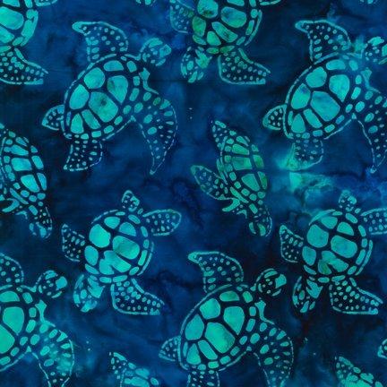 Totally Tropical - Turtles - Regatta