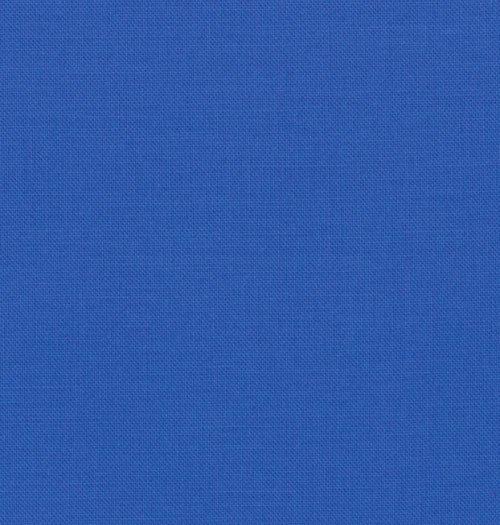 Bella Solids Amelia Blue (Remnant: 2 yds)